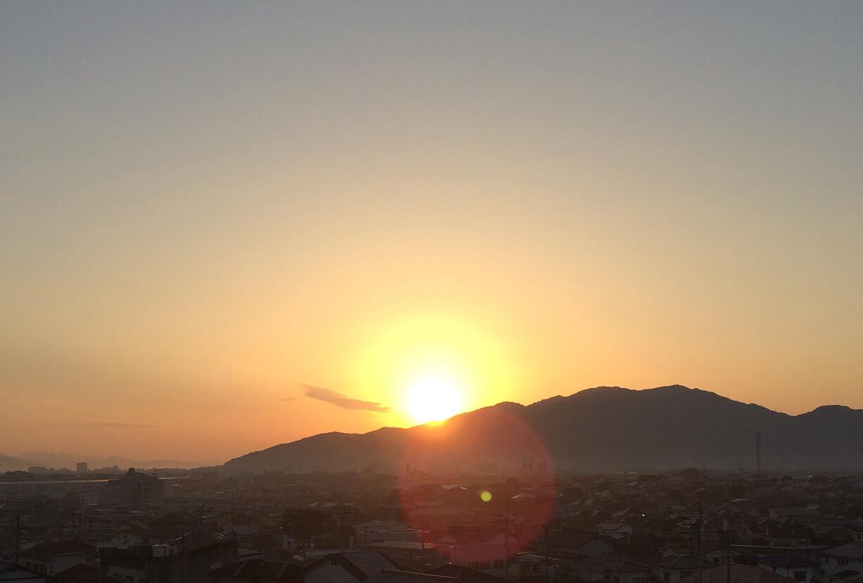 今朝の夜明けとともに|探偵事件簿-福岡
