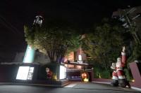 福岡空港付近のサンタのラブホテル(福岡の浮気調査)