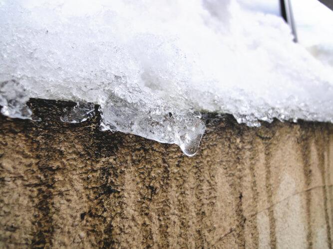 降雪の中の張り込み|探偵事件簿-福岡