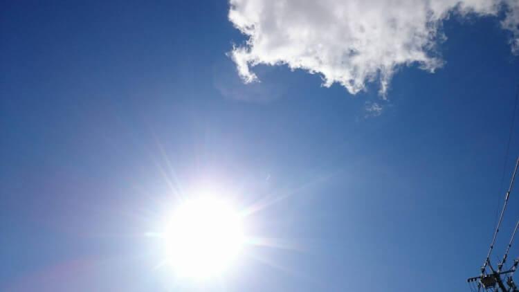 雪空もウソみたいに晴天です|探偵事件簿-福岡