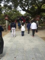 太宰府天満宮と外国人観光客|探偵事件簿-福岡