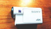 新機材4KのアクションカメラFDR-X3000|探偵事件簿-福岡